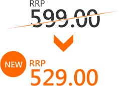 RRP 529.00
