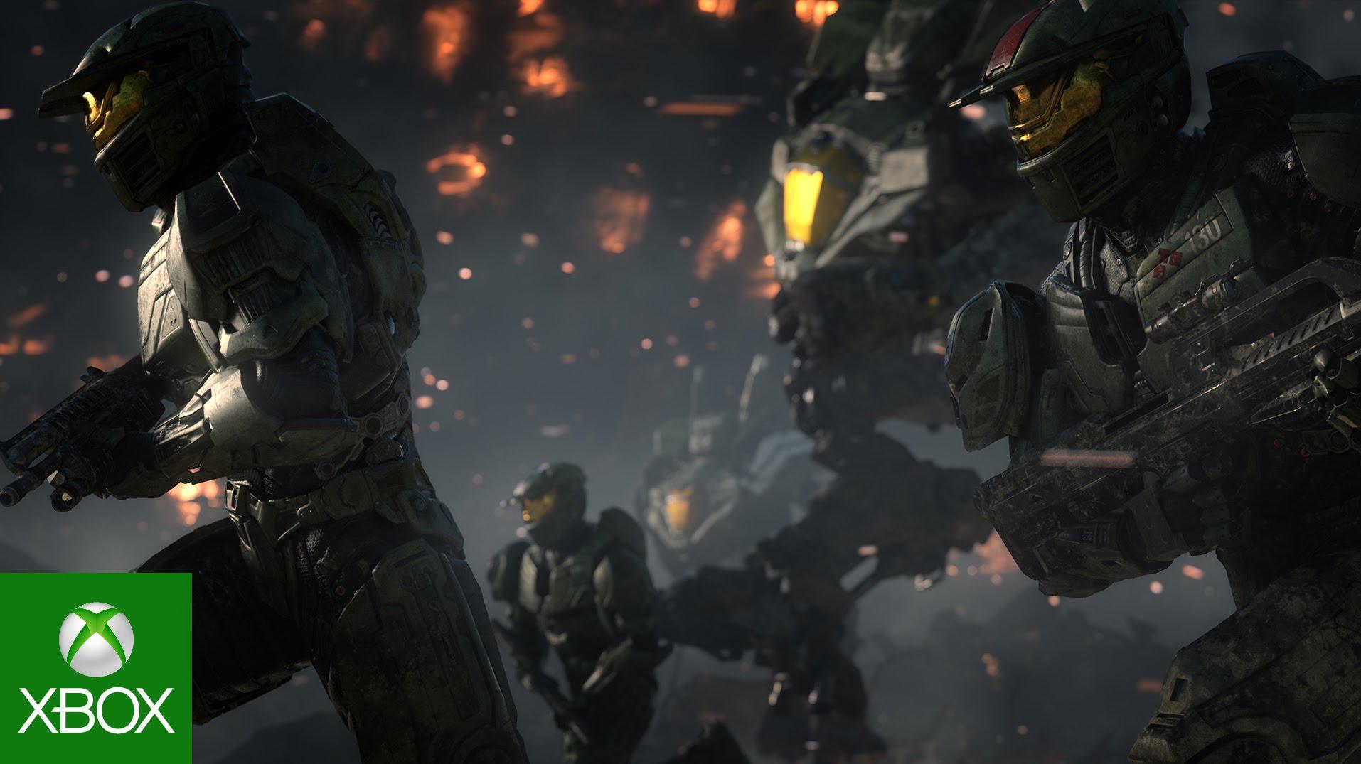 《光环战争 2》官方 E3 预告片