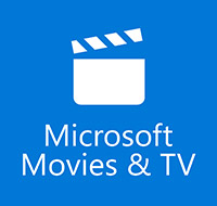 Microsoft Movies and TV logo