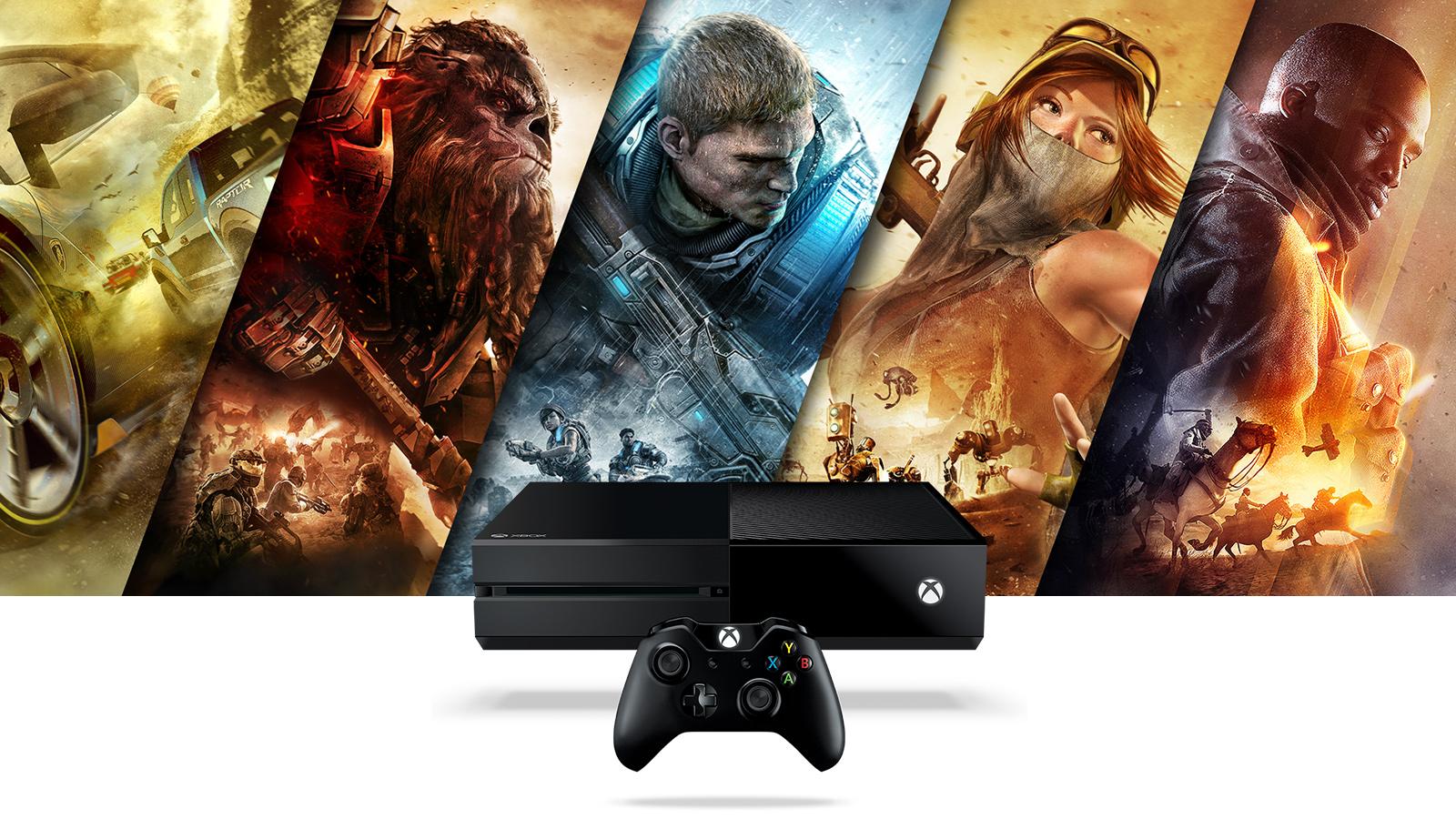 Xbox One wordt steeds beter