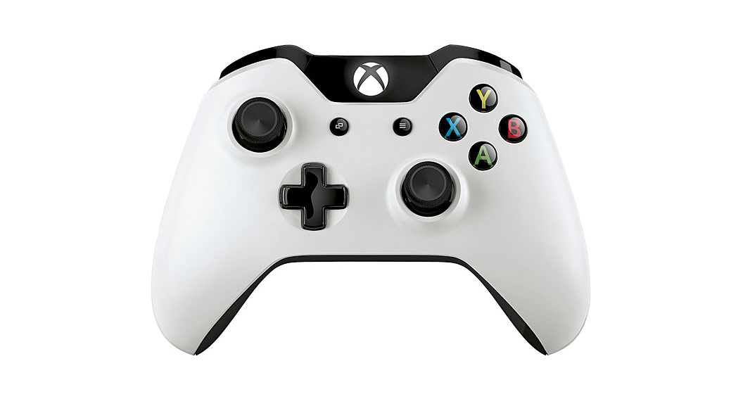Cirrus White Xbox One Wireless Controller