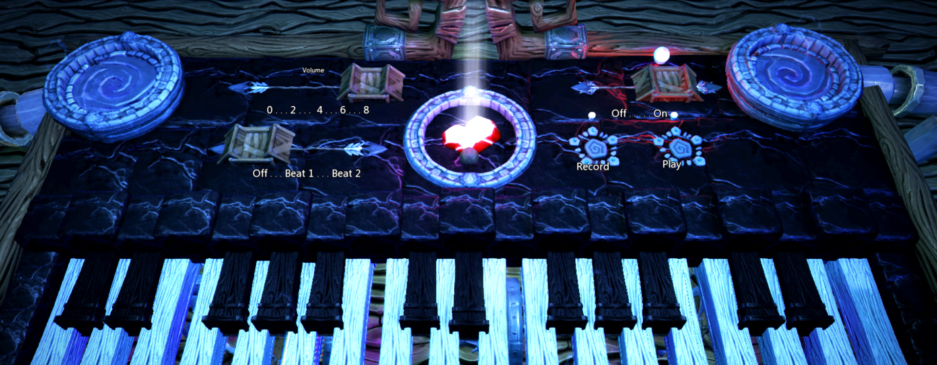 Project Spark music game