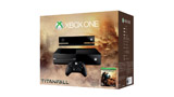 TitanFall Bundle angled console