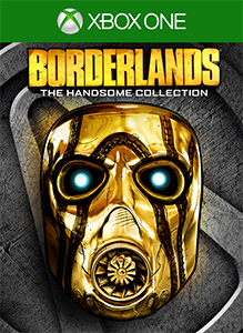 Borderlands The Handsome Collection boxshot