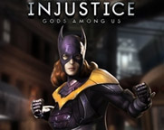 Injustice New Add-On - Batgirl Character Pack