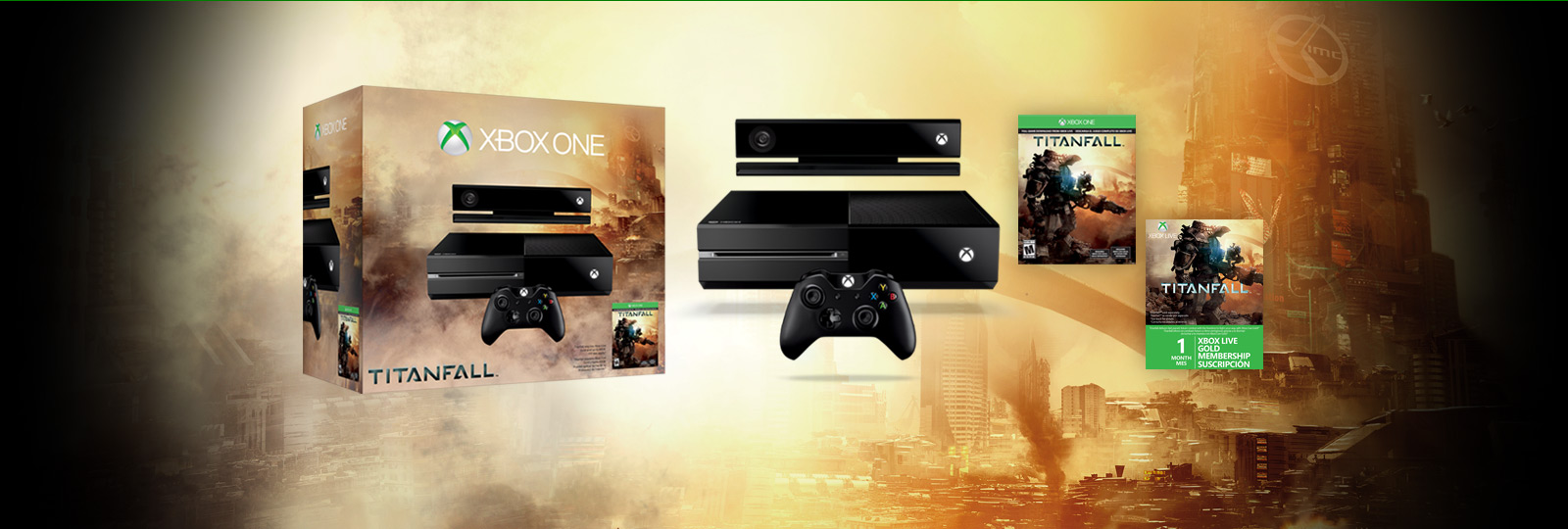 Xbox One Titanfall Bundle Gamer Trust: What Tita...