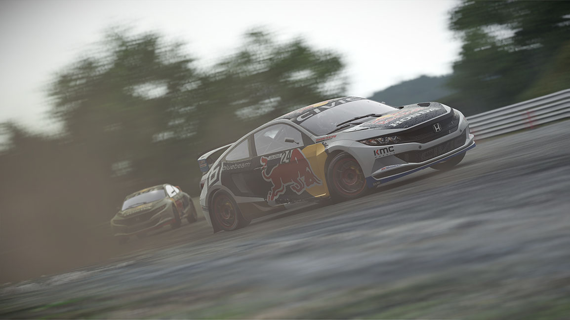 Honda Rallycross