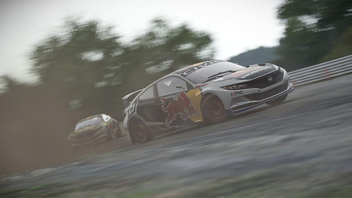 Honda Rallycross
