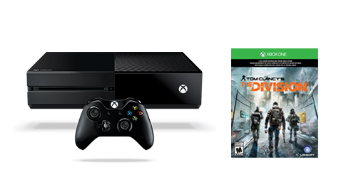 Xbox One Tom Clancy's® The DivisionTM Bundle (1TB)