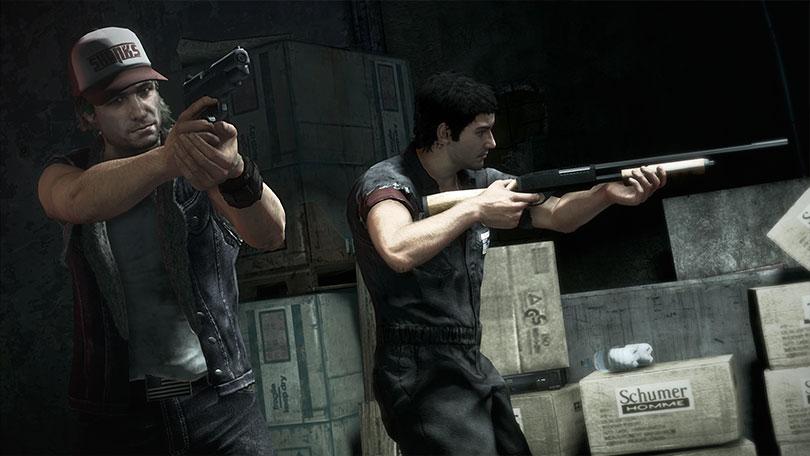 Dead Rising 3 combat screenshot
