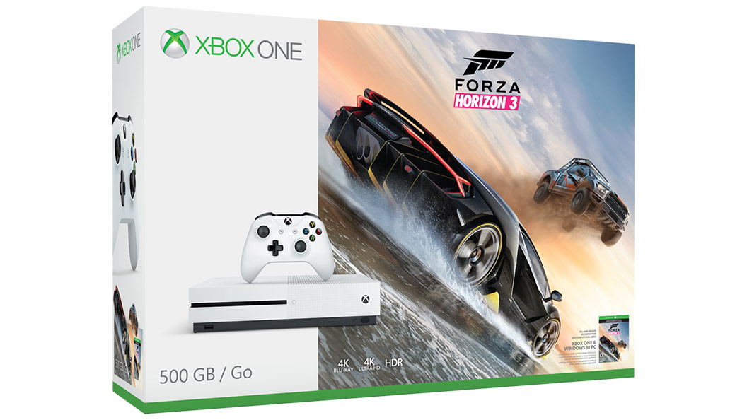 Forza Horizon 3 bundle boxshot