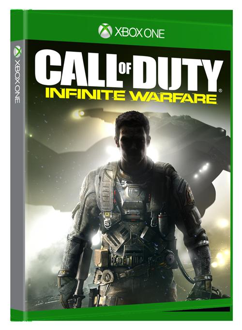 Infinite Warfare box shot