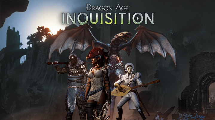 Dragon age inquisition MP DLC