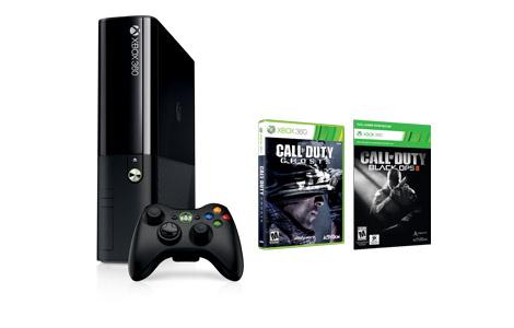 Offre groupée des Fêtes Xbox 360 de 500 Go