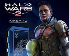 Halo Wars 2 Kinsano Leader Pack