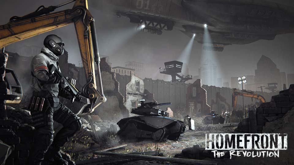 Homefront: The Revolution screenshot 05