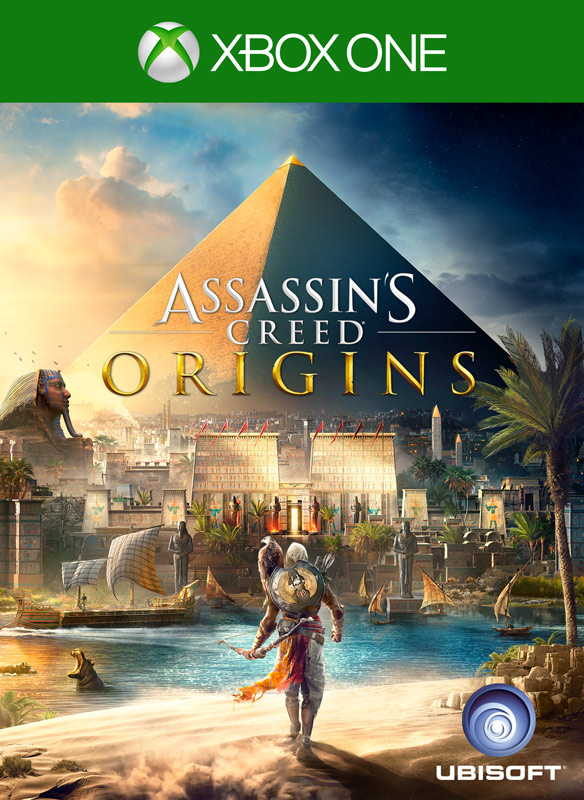 Assassin's Creed Origins boxshot