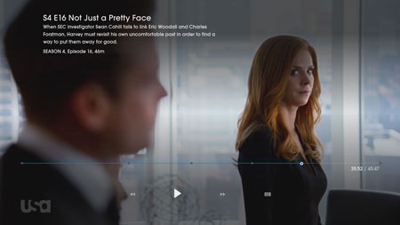 Suits episode screenshot