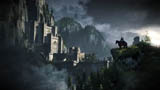 The Witcher 3 Wild Hunt castle screenshot
