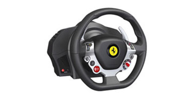 Thrustmaster: TX Racing Wheel Ferrari 458 Italia Edition