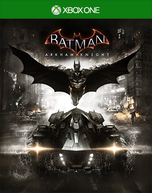 Batman: Arkham Knight Standard Edition Box Shot