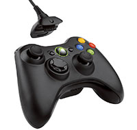 Wireless Controller with Transforming D-Pad and Play and Charge Kit