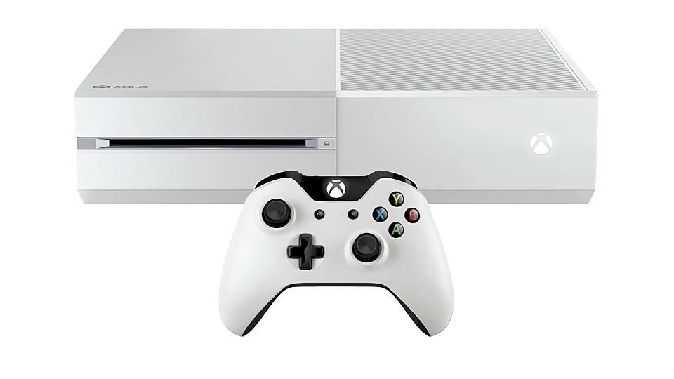 Cirrus White console
