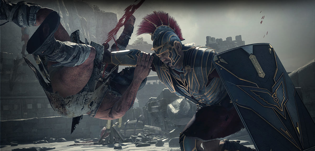 Ryse: Son of Rome - Combat Techniques
