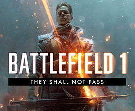 Man holding two swords in Battlefield 1 DLC