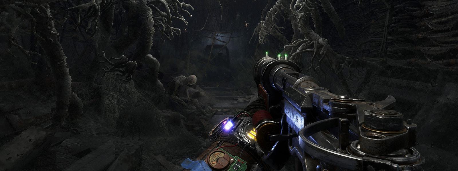 Beväpnad i underjorden