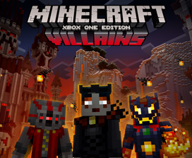 Minecraft Villians Skin Pack