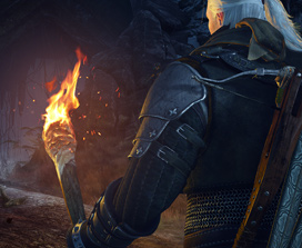 Contrat : mineurs disparus pour The Witcher 3