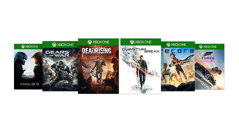 Суперцены на игры для Xbox One!