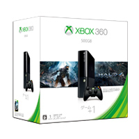 Xbox 360 500GB バリューパック (Halo 4 同梱版)