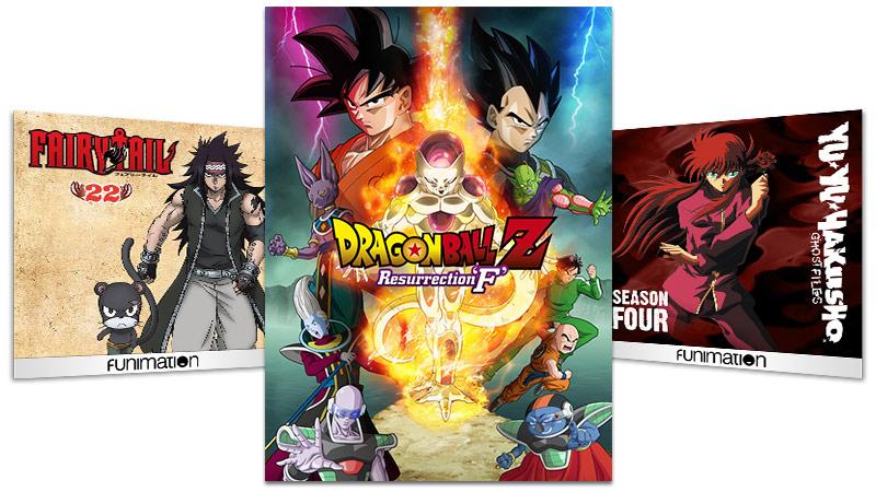Dragonball FairyTale Yu Yu Yukusho movie art