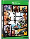 Imagen de la caja de Grand Theft Auto V