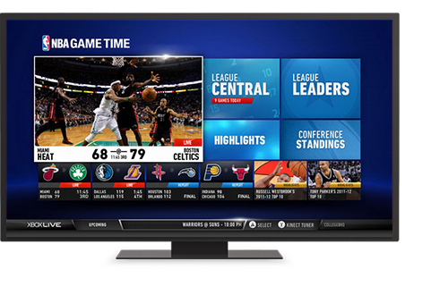 Xbox 360 is your home for sports