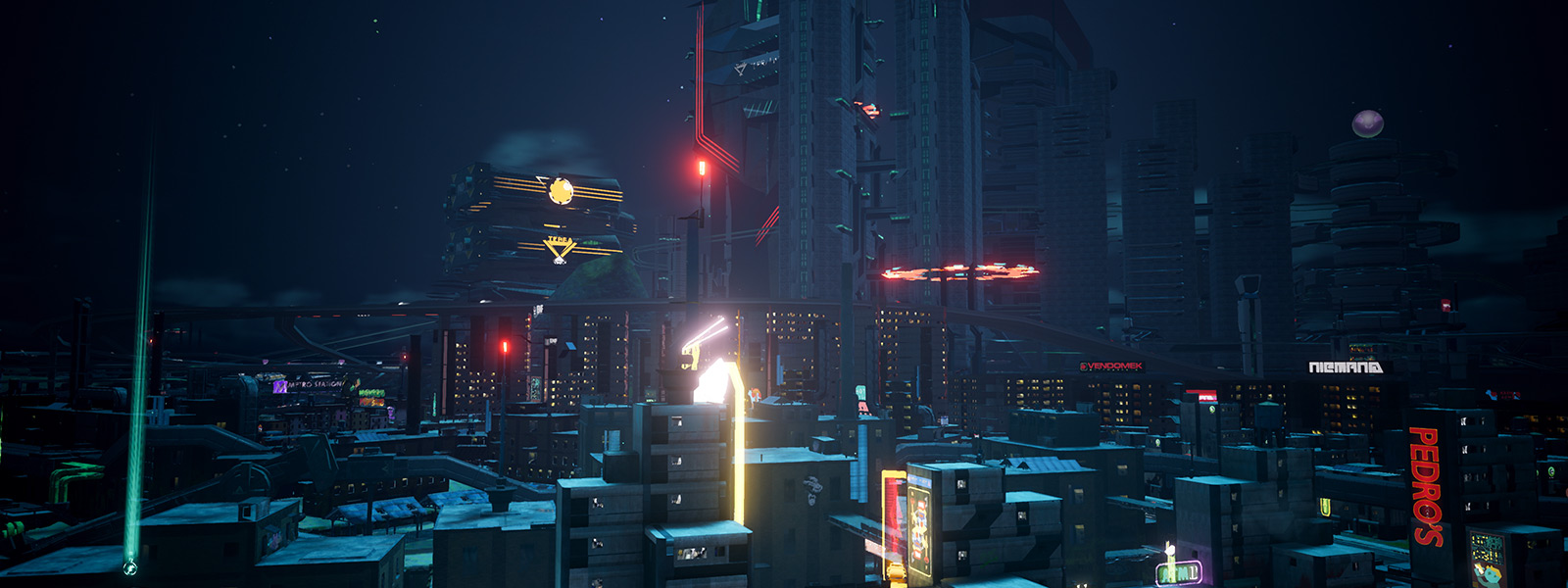 Crackdown 3 New Providence
