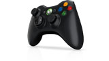 Xbox 360 Wireless Controller left angle view thumbnail