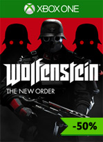 Wolfenstein: The New Order box shot