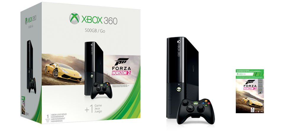 Xbox 360 500GB Value Bundle