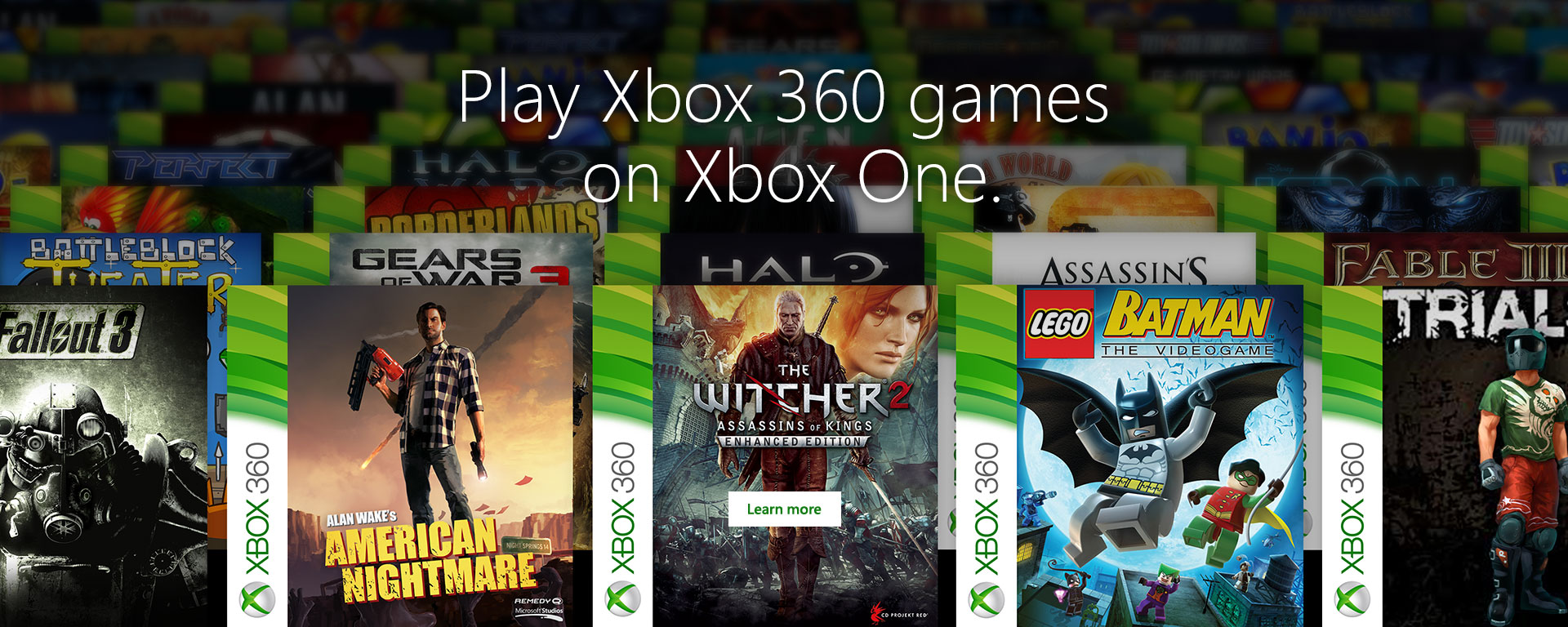 Xbox 360 Games | Official Site