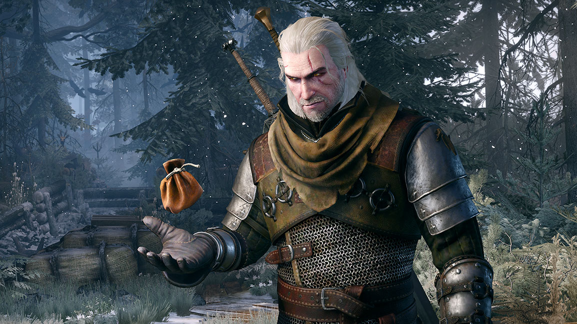 The Witcher 3: Wild Hunt, monnaie