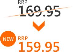 RRP 159.95