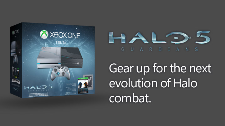 halo 5 bundle