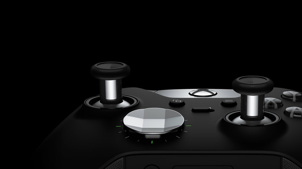 BMD interchangeables de la manette sans fil Elite