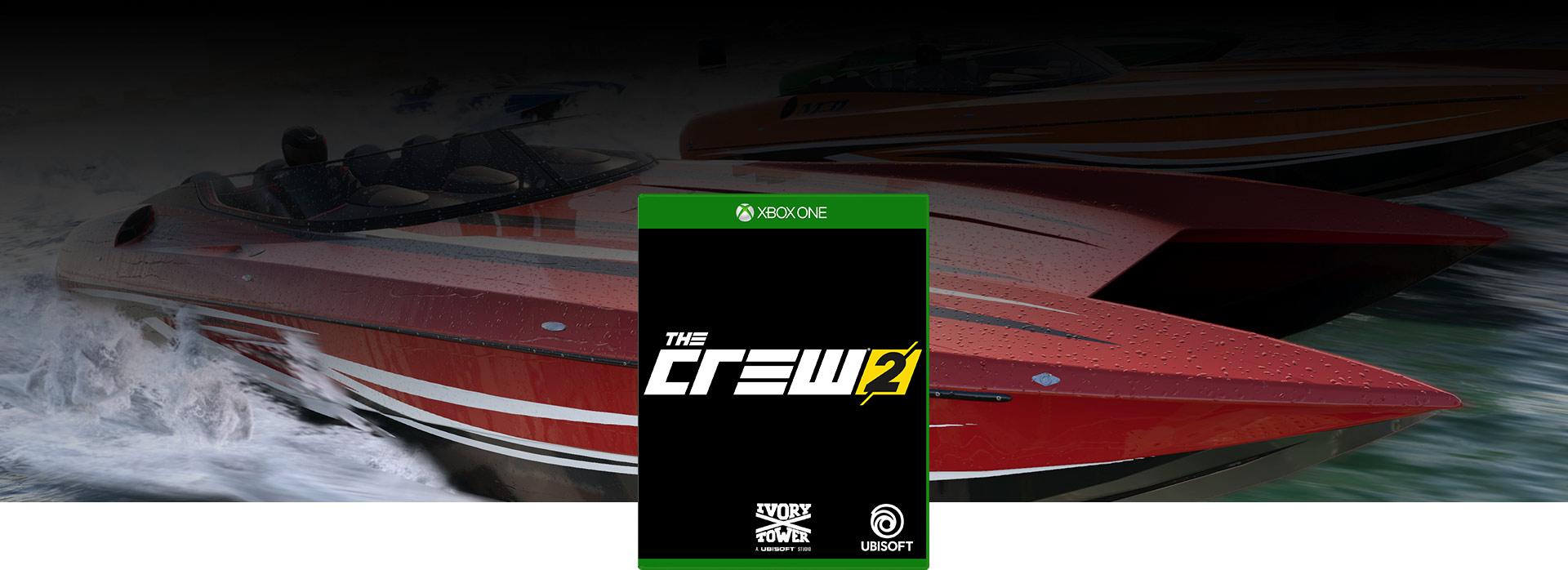 Crew 2 Boxshot