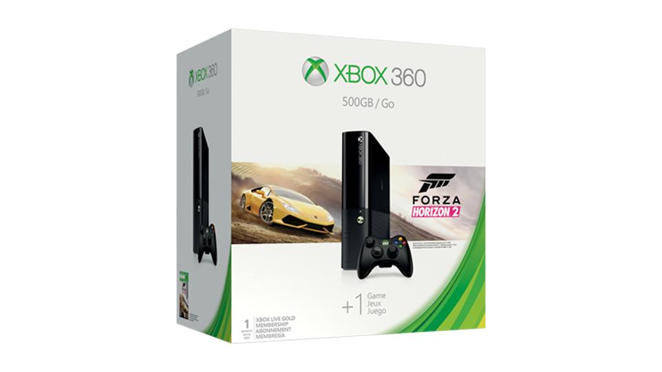 Xbox 360 500GB Forza Horizon 2 thumbnail