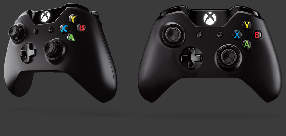 Xbox One controller buttons and features