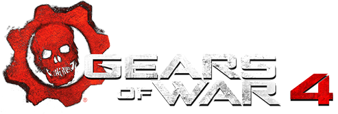 Gears of War 4-logotyp